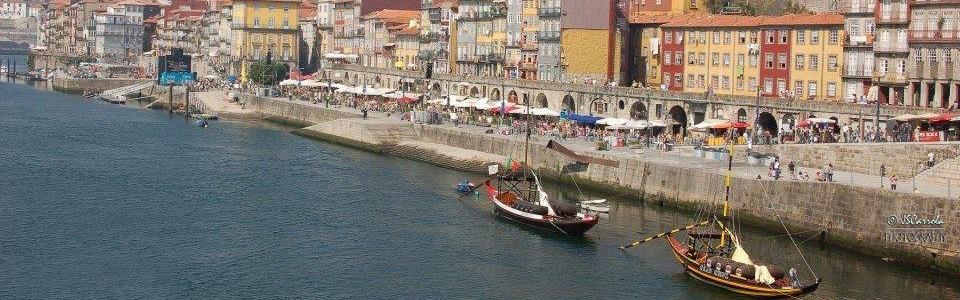 Douro River - Oporto